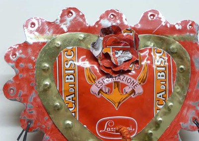 Mexican heart hook
